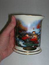 Thomas Kinkade Candle Holder