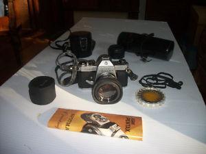 Vintage Pentax Spotmatic II Camera