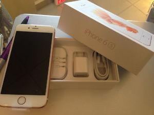 gold iphone 6s plus 64 gigs