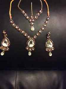 jewellery set bridal jewelery,bangles set,head piece/matha