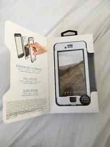BRAND NEW LifeProof Case for iPhone 6/6s - White Nuud