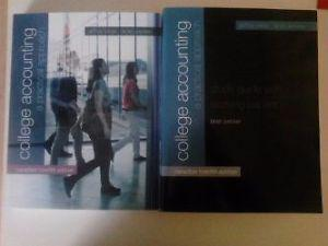 Bookkeeping Accounting Textbooks UFV