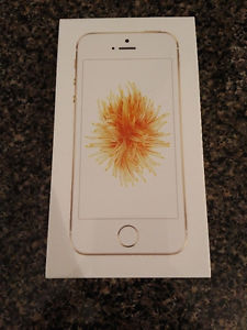 Brand New IPhone 16G SE Gold.