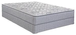 Brand new luxury Serta mattress and box $348 only+FREE