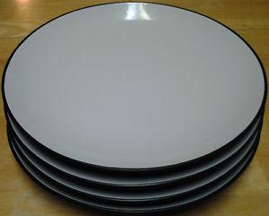 """""""Caban Ceramic Charger Plate Set"""" & """"4-PC Placemat Set"""" for"""