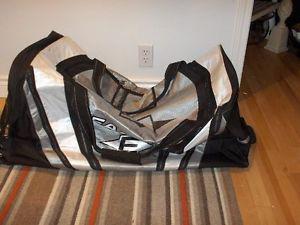 EASTON Hockey Bag, Gloves, Shin Pads and Stick
