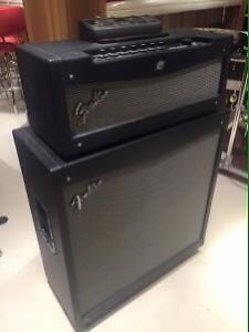 Fender Mustang V Halfstack