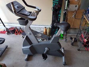 Life Fitness 95ci exercise bike, professional GYM equipment