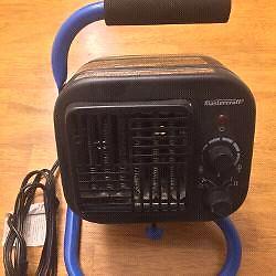 Mastercraft Portable Shop Heater