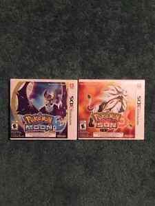 Pokemon Sun and Moon (Unopened)
