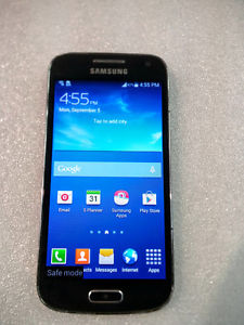 Samsung galaxy s4 mini unlocked With Charger