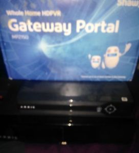 Shaw Gateway System and 2 portals