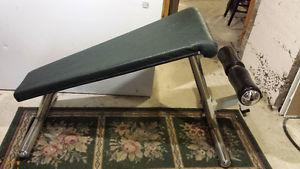 Sit up bench, good quality