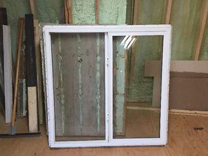 "Slider Window for sale 46""X46"""