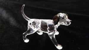 Swarovski Dalmation Dog Crystal