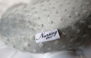 Wanted: Looking for: Grey Minky Nursing Pillow from