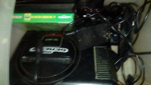 *mint* Original Sega Genesis. 3 games, 3 Controllers.