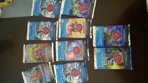 10 Packs of NEW unopened Chaotic cards
