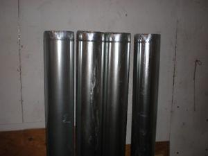 270 ft. 5 inch galvanized pipe