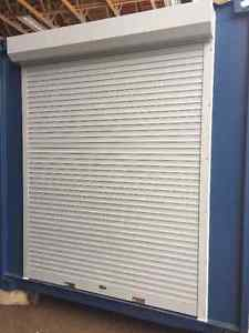 40' Used Container w/ Roll up Door