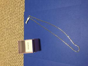 Brand New with tags: K Curb Chain