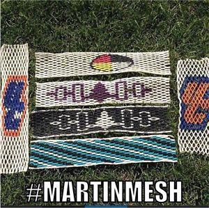 Custom Dyed Lacrosse Mesh