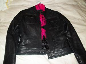 Ladies Leather Jacket For Sale
