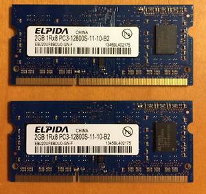 Laptop RAM - 4GB PCS--B2