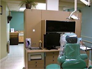 Lot d'instruments de chirurgie dentaire