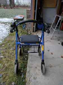 Mobile walker in good condition - pick up preferred