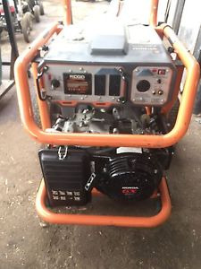 Ridgid power generator