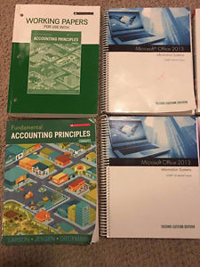 Selling Accounting/Microsoft Textbook FOR CHEAP good quality