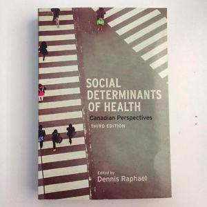 Social Determinants of Health (3rd Edition)