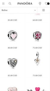 Wanted: ISO authentic pandora charms