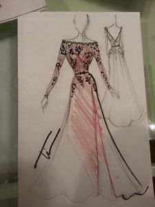 Wanted: Red ball gown
