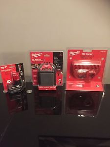 Wireless job site speaker system Milwaukee brand new