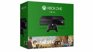 1TB Xbox One Console (Fallout 4 Edition) with Games