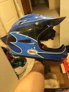 Bell bellistic full face biking helmet