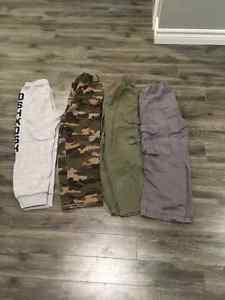 Boys Husky Pants Size 7