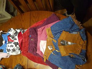 Girls size 3 dresses/skirts