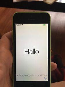 IPhone 5c Green with Telus $100