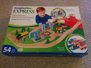 Imaginarium Express Rescue Train set complete in box