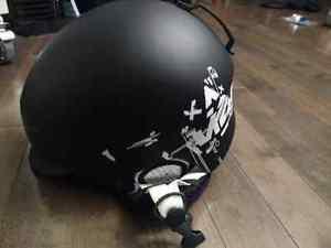 Mens K2 snowboarding helmet.