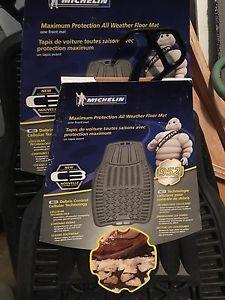 Michelin Car Mats Brand New