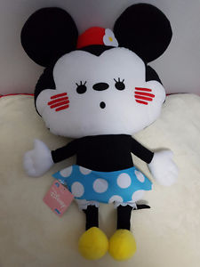 Minnie Mouse Plush from Japan - Brand New
