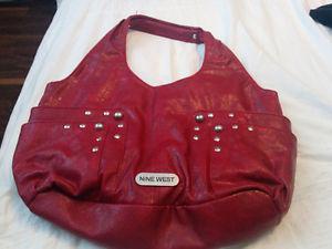 Nine West bag. Never used.