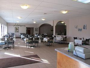 RESTAURANT / CAFE FOR LEASE IN LACOMBE