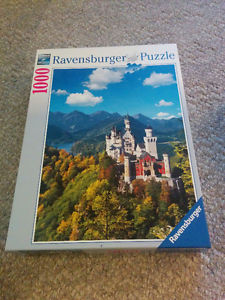 Ravensburger high quality puzzle  complete/no missing