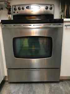 Stainless Steel Oven with Convection