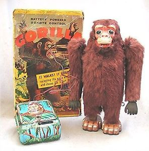 Wanted: Nomura Japan Gorilla toy